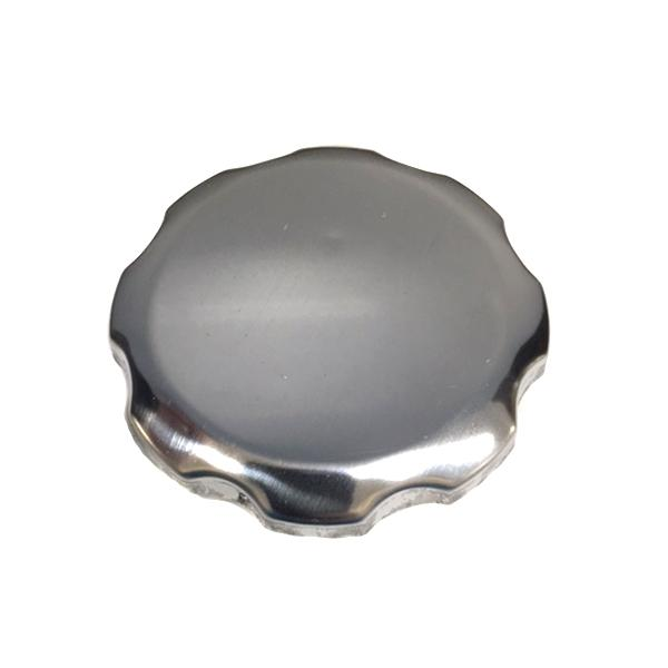 Gas Tank Cap - 37mm - Metal - Coleman 196cc Mini Bikes, Go-Karts - Version 168 - VMC Chinese Parts