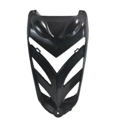 Body Nose Grill - Kazuma Falcon ATV - Black - VMC Chinese Parts