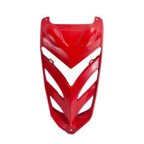 Body Nose Grill - Kazuma Falcon ATV - Red - VMC Chinese Parts