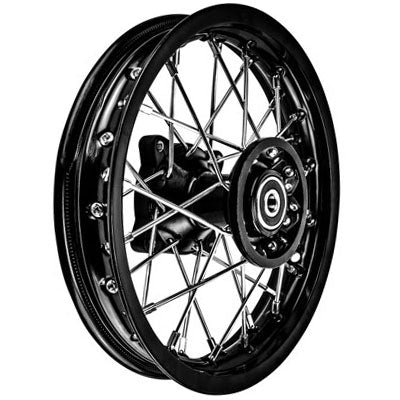 "Front 10"" x 1.4"" Dirt Bike Rim Wheel - 32 Spokes - Version 1002 - VMC Chinese Parts"
