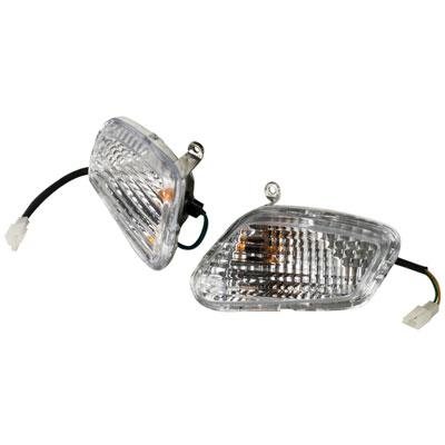 Front Turn Signal Light Set GY6 125cc 150cc Scooter