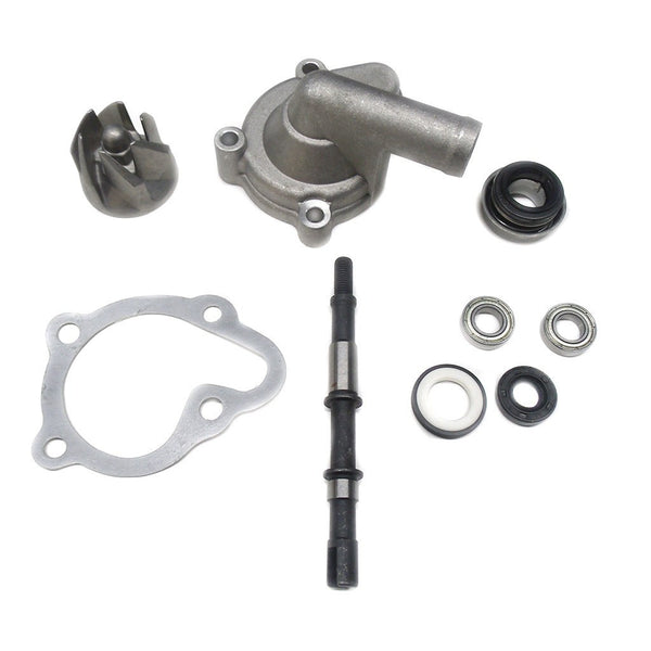 Water Pump Assembly - Water Cooled GY6 250cc Engine - Version 1 - VMC Chinese Parts