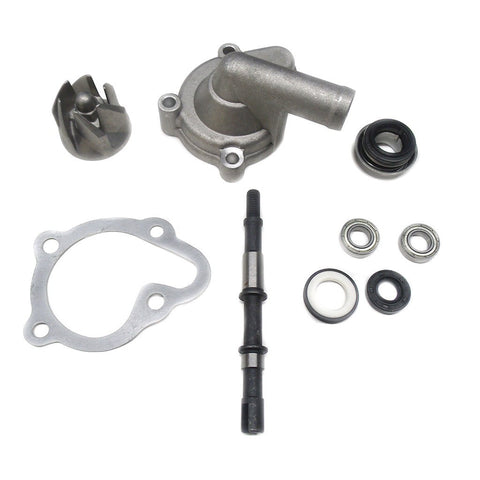 Water Pump Assembly - Water Cooled GY6 250cc Engine - Version 1