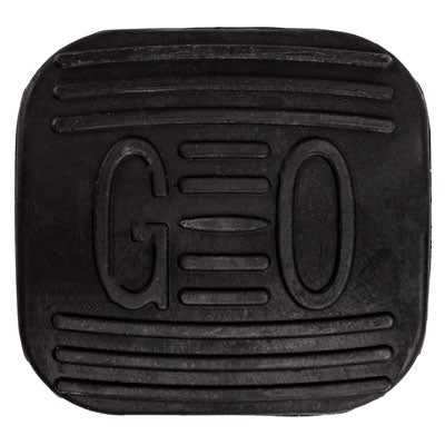 Gas Pedal Pad for the Coleman KT196 and Hisun HS200GK Go-Kart