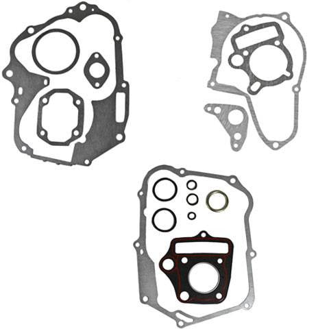 Complete Gasket Set - 39mm - 50cc Horizontal Engine - VMC Chinese Parts