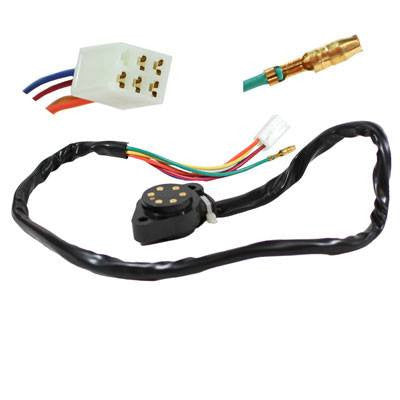 Sensor / Switch Gear Shift Indicator - 6 Wire - QM200 Engine