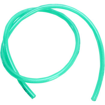 Helix High Pressure GREEN Fuel Line Tubing - 3/8