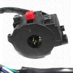 Chinese Handlebar Starter Switch -10 Wire - ATV Version 18 - VMC Chinese Parts
