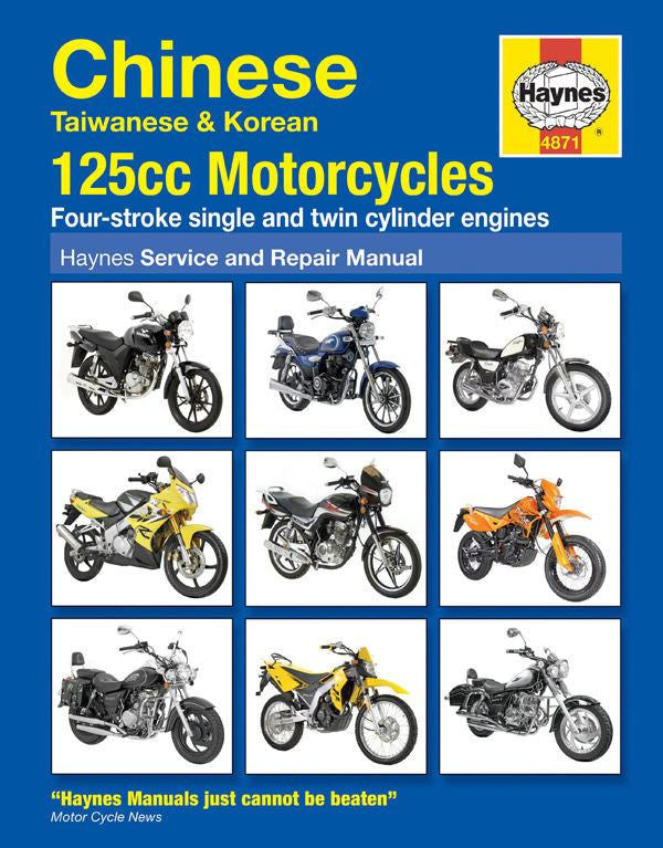 Haynes motorcycle manual 4871 chinese taiwanese 125cc vmc chinese haynes motorcycle manual 4871 chinese taiwanese korean 125cc vmc chinese parts asfbconference2016 Gallery