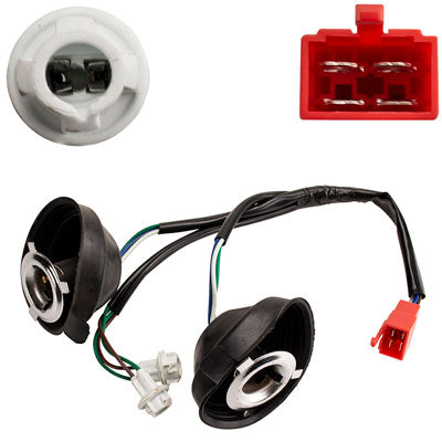 Headlight Wiring Harness with Turn Signals for Tao Tao Evo 50cc 150cc Scooter