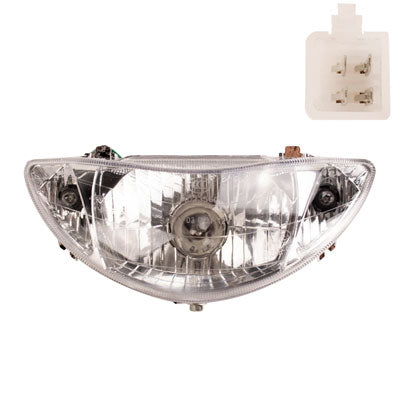 Headlight Assembly for GY6 50cc Scooter - Version 35