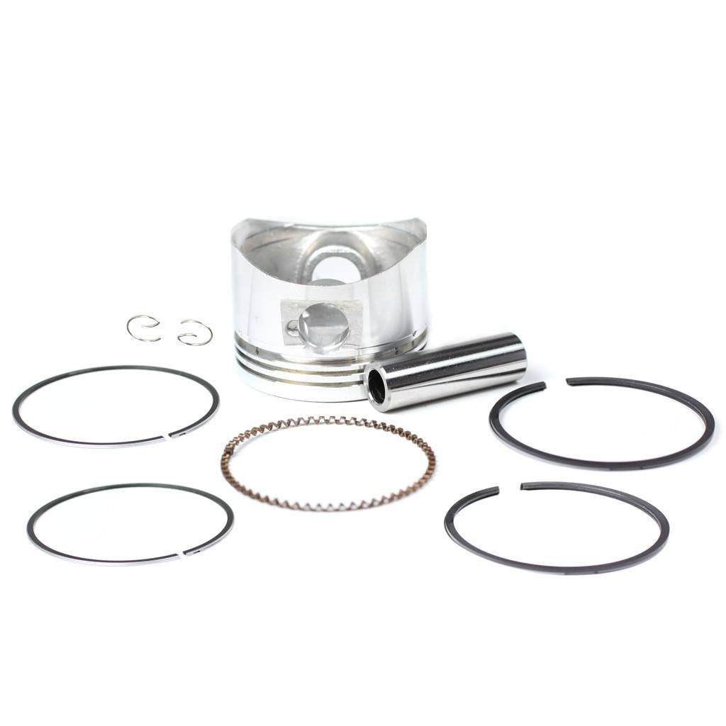 Chinese Piston Kit - 52mm - 110cc 125cc Engine - VMC Chinese Parts
