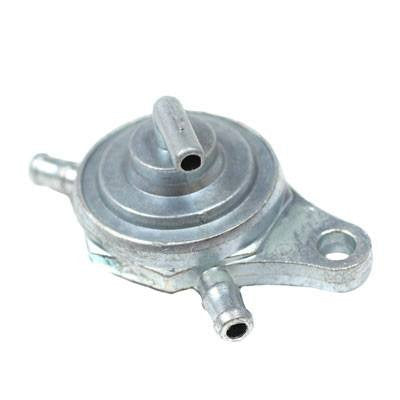 Fuel Pump Valve - 2 Port - GY6 150cc Scooter Go-Kart - Version 5 - VMC Chinese Parts