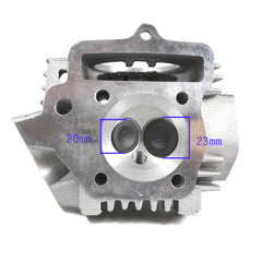 Chinese Cylinder Head Assembly - 47mm - 90cc ATVs - VMC Chinese Parts