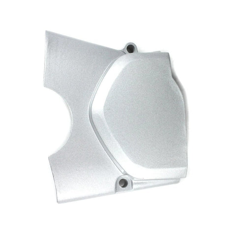 Front Sprocket Chain Cover - 50cc-125cc - SILVER