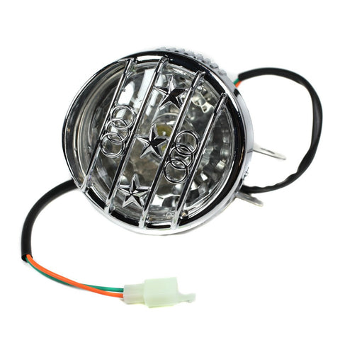 Chinese Go-Kart Head Light Version 3 for 110cc-150cc