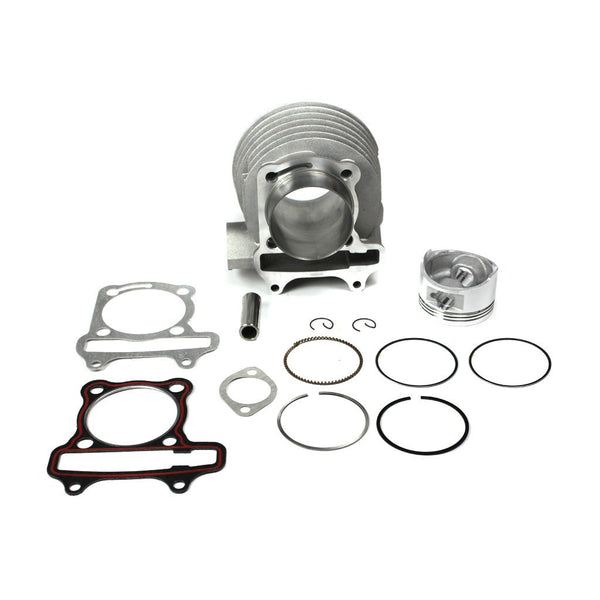 Cylinder Kit 57mm for 150cc Engine Version A - VMC Chinese Parts