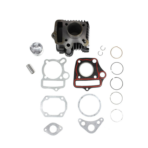 Cylinder Kit 39mm for 50cc Horizontal Engine - VMC Chinese Parts