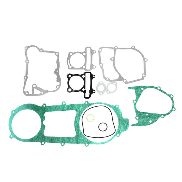 Complete Gasket Set - 57mm - GY6 150cc Engine - Version A - Long Case - VMC Chinese Parts