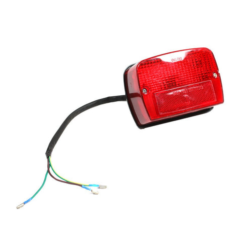 Chinese ATV Tail Light - Version 62 - for 110cc-250cc