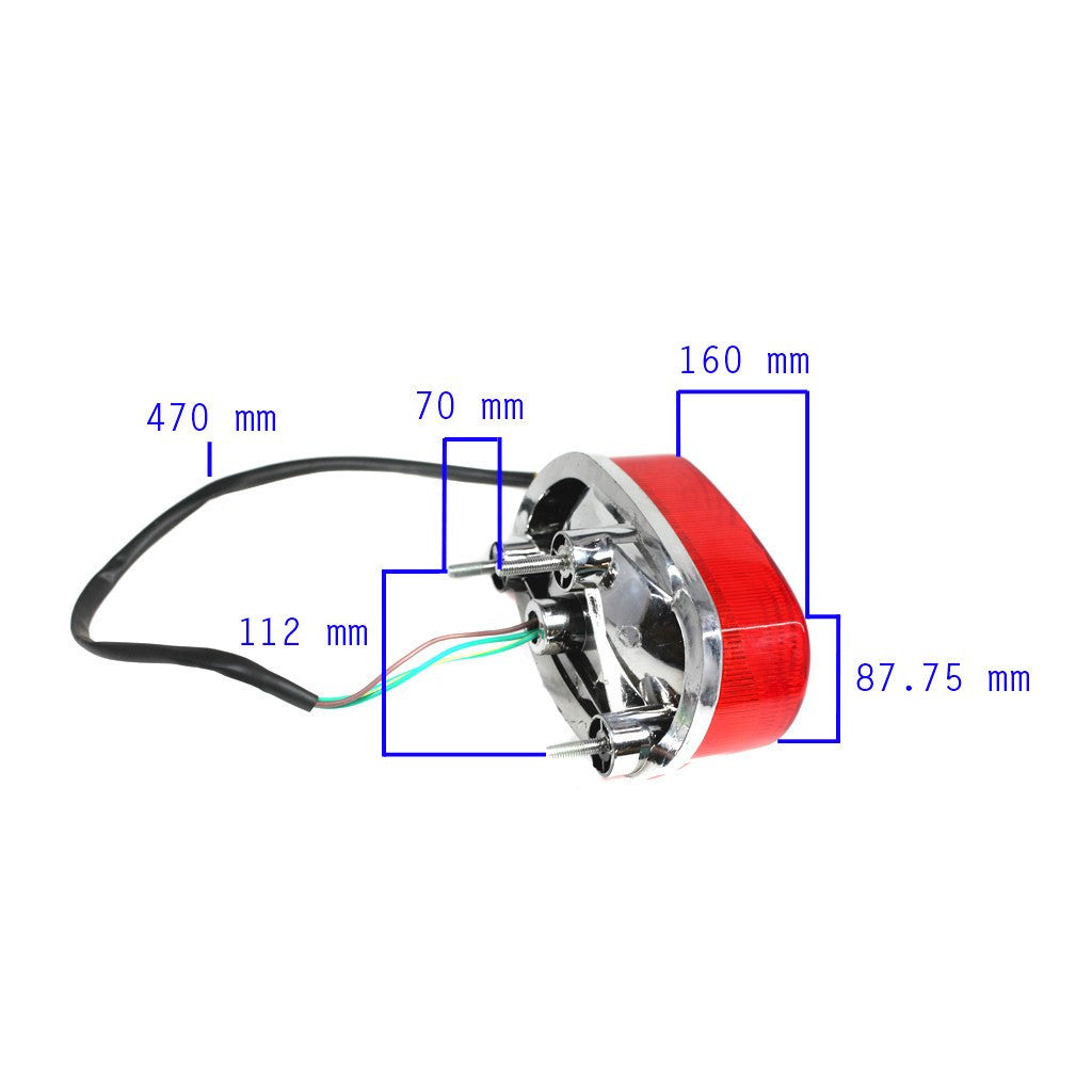 Atv Tail Light Wiring Diagrams Source Lights Diagram Additionally Motorcycle For 110cc 250cc Version 28 Carburetor