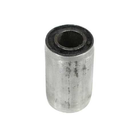 Encased Rubber Bushing - 10mm ID x 24mm OD x 57.5mm L - Version 11