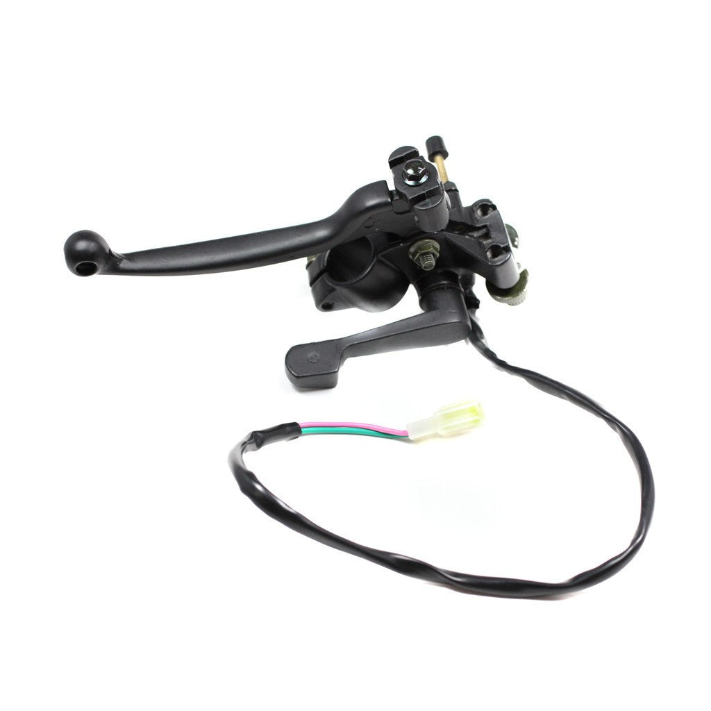 Throttle Housing Brake Lever Assembly for ATVs - Version 20 - VMC Chinese Parts