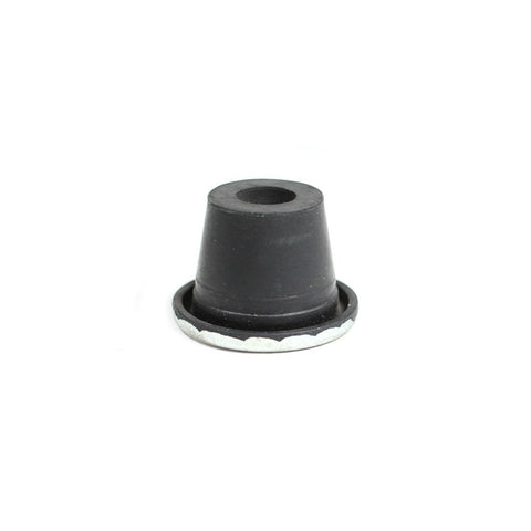 Rubber Bushing - 10mm ID x 25mm OD x 22.5mm L - Version 30 Conical