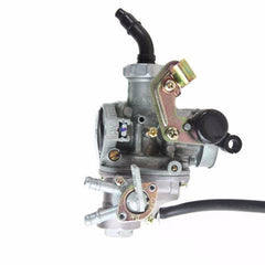 Chinese ATV PZ22J Carburetor with CABLE CHOKE - Version 20 - VMC Chinese Parts