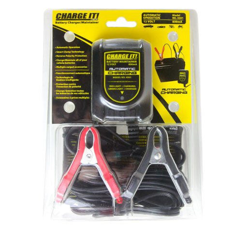 Charge It!  Battery Charger / Maintainer by Clore Automotive - VMC Chinese Parts