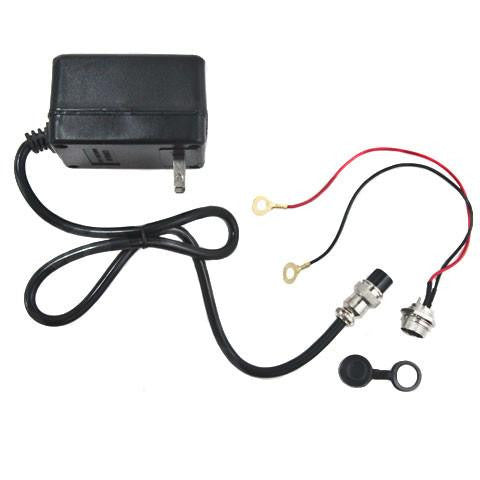 Chinese 12v Battery Charger with Detachable Wire - Version 3