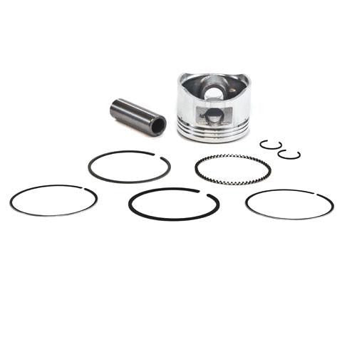 Piston Kit - 54mm - 125cc Horizontal Engine