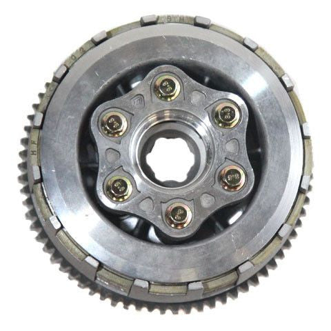 Clutch Assembly - 6 Plate - CG 200cc 250cc - ATV Dirt Bike - Version 18