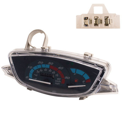 Instrument Cluster / Speedometer for Jonway 50cc Scooter