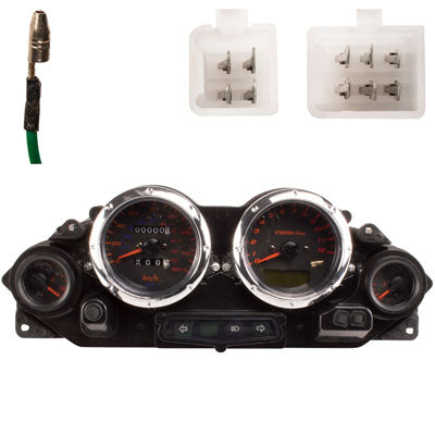 Instrument Cluster / Speedometer for Jonway YY250T Scooter - 1st Generation