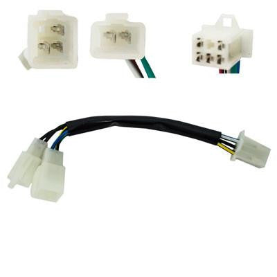 CDI Jumper Wire 5-pin CDI to 6-pin (4+2) CDI