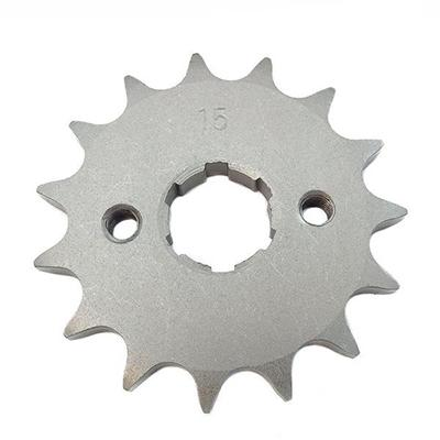 Front Sprocket 428-15 Tooth - Honda [K22-2549] Parts Unlimited