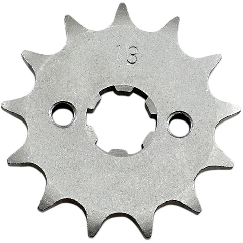 Front Sprocket 428-13 Tooth - Honda - [K22-2890] Parts Unlimited