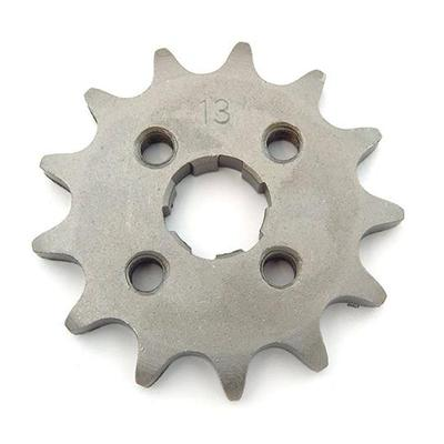 420-13 Tooth Front Sprocket - Honda - [K22-2502] Parts Unlimited
