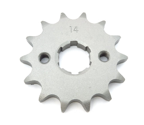 Front Sprocket 428-14 Tooth - Honda - [K22-2508] Parts Unlimited