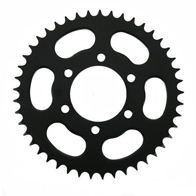 Rear Sprocket - 428 - 45 Tooth - 62mm Center Hole - Parts Unlimited K22-3602