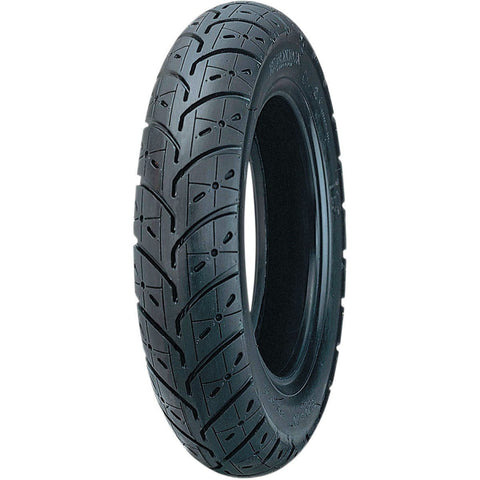 Kenda Scooter Tire K329-05 - 4 Ply Tube - Tubeless 120/90-10 - Directional Tread
