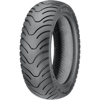 Kenda Scooter Tire K413 - 4 Ply Tubeless 120/90-10 - Directional Tread