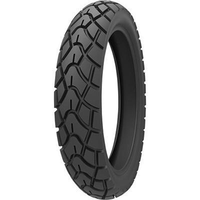 Kenda Scooter Tire K761-01 - 4 Ply Tubeless 120/90-10 - Directional Tread