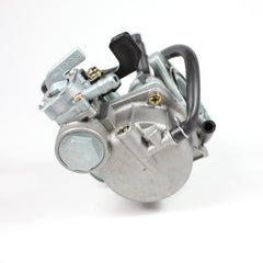 Chinese PZ19 Carburetor - Hand Choke w/Petcock - Version 15 - Kazuma 100cc-110cc - VMC Chinese Parts