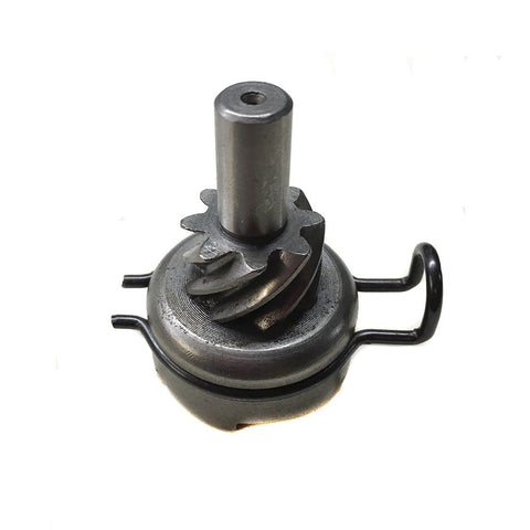 Kick Start Idle Gear Shaft Assy - 8 Spline - GY6 50cc Scooter - Version 23