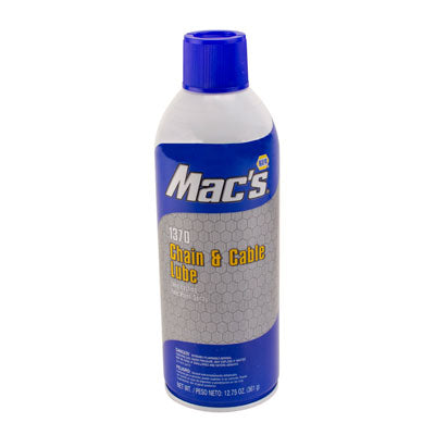 Mac's Chain & Cable Lube