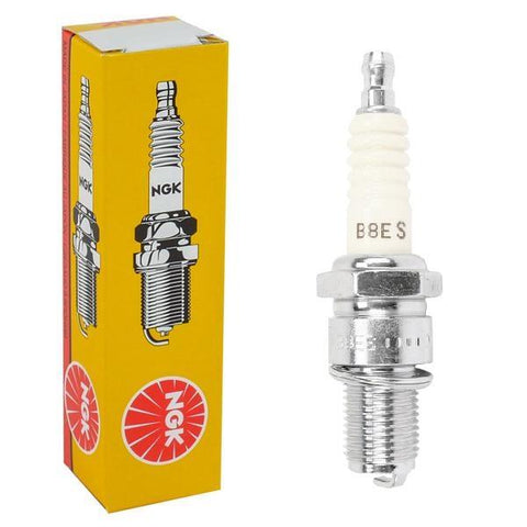 Spark Plug NGK B8ES - 2411 - Chinese Engines - Equivalent to F8TC