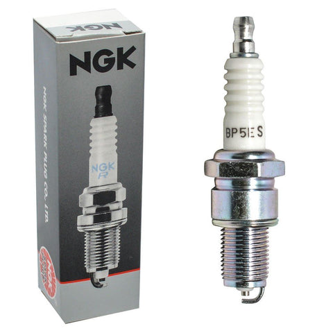 Spark Plug NGK BP5ES - 7734 / 7832 - Equivalent to Torch F7TC Coleman CT200U Trail 200