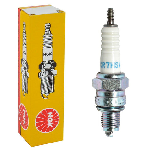 Spark Plug NGK CR7HSA - 4549 - Chinese Engines 50cc-150cc